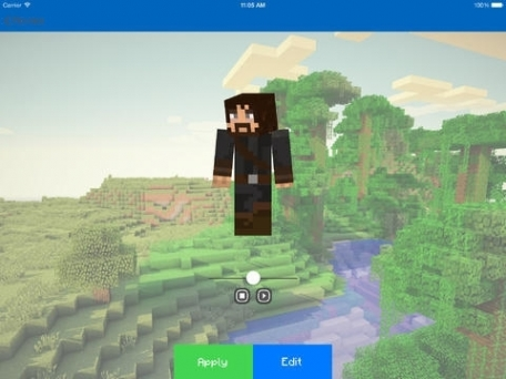 Skins Pro Heroes for Minecraft