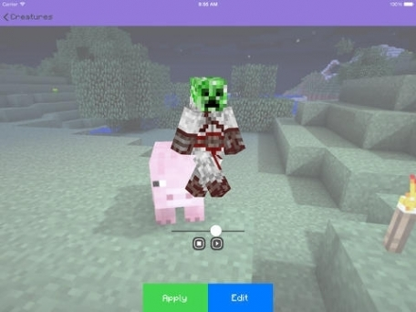 Skins Pro Sci Fi for Minecraft