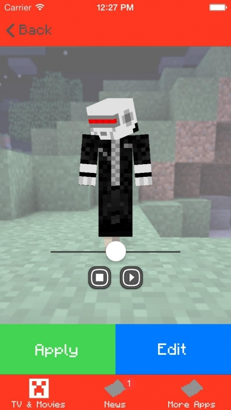 Skins Pro TV & Movies for Minecraft