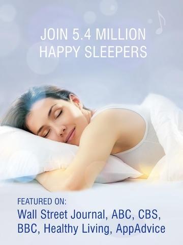 Sleep Pillow Sounds: white noise machine lite