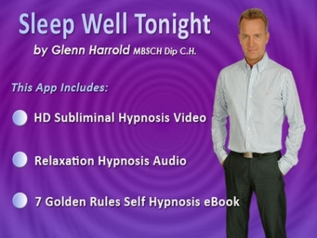 Sleep Well Tonight AppVideo by Glenn Harrold