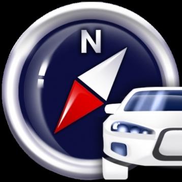 SmartMap CityGuide Cambodia GPS Navigator