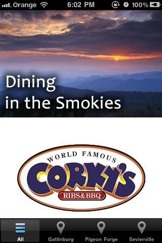 Smoky Mountain Restaurants