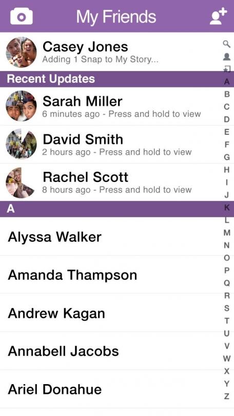 Snapchat Girls Sexting Names Snapchat