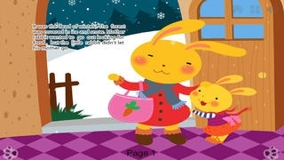 Snow Child - bedtime fairy tale Interactive Book iBigToy