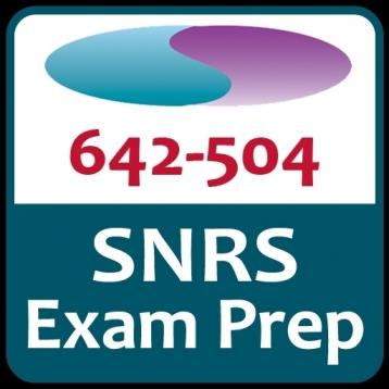 SNRS20 Exam Prep