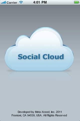 Social Cloud iPhone