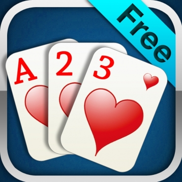 Solitaire HD Free for iPad and iPhone