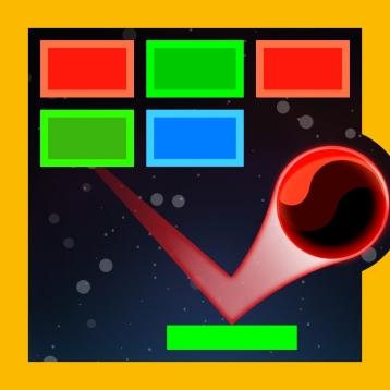 Space Bricks Breaker