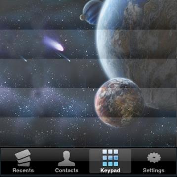 Space Dialer
