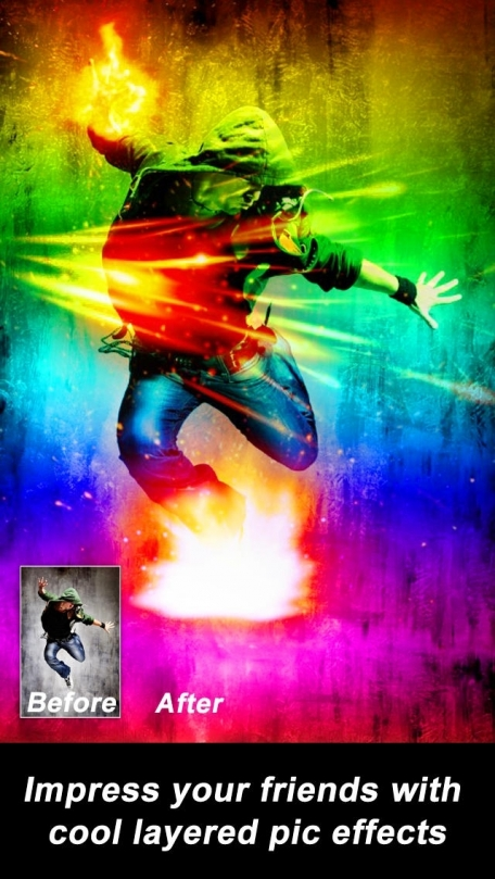 SpaceEffect PRO - Awesome Pic & Fotos FX Editor