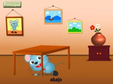 (Spanish) Speech with Milo: Prepositions