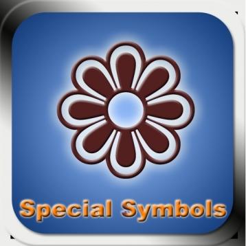 Special Symbols