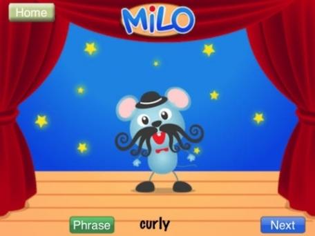 Speech With Milo - Adjectives