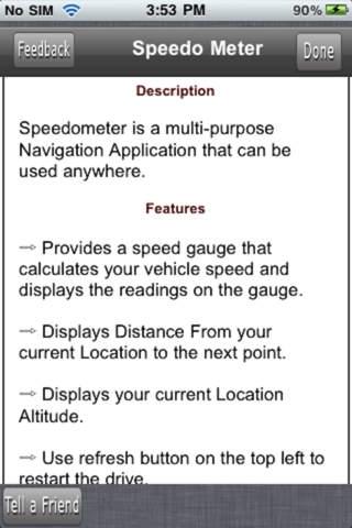 Speedometer - HD