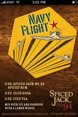 Spiced Jack 94 - Drink Recipes