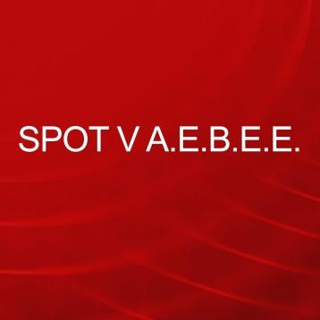 SPOT V A.E.B.E.E