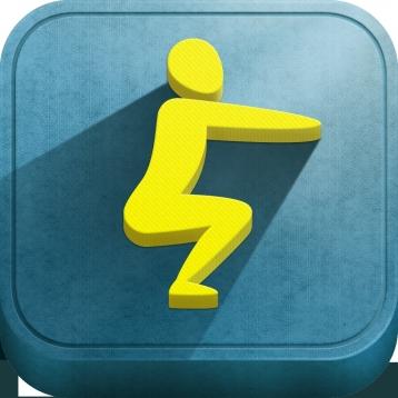 Squats 0-100: Legs & Butt Workout Exercises Pro
