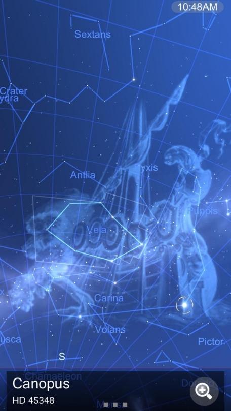 Star Chart Infinite
