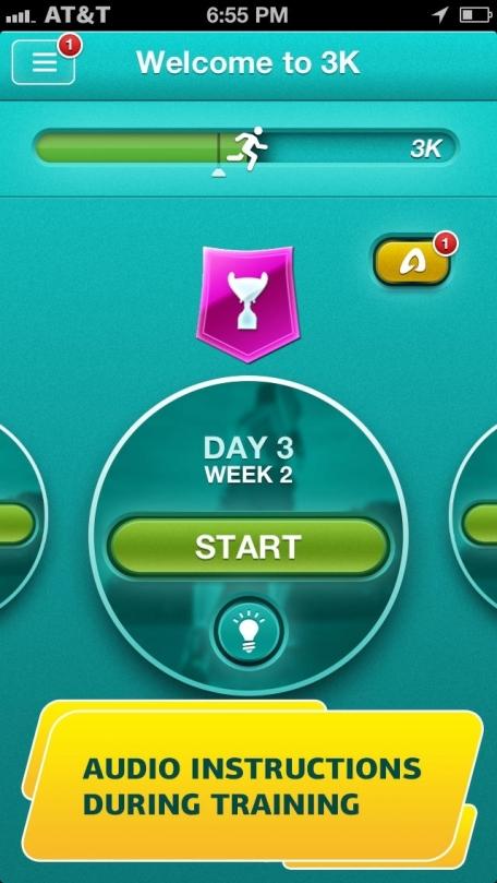 Start running PRO! Walking-jogging plan, GPS & Running Tips by Red Rock Apps