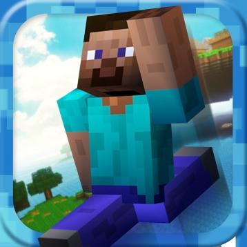 Steve Jump Minecraft Edition