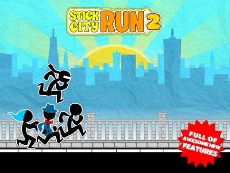 Stick City Run 2 By Lettu Games