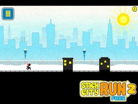 Stick City Run 2 Free By Lettu Games
