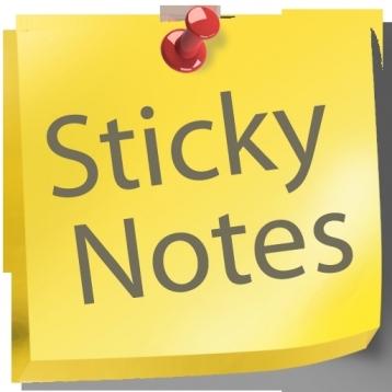 Sticky Notes™