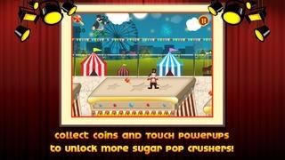 Sugar Pop Crush Race - Shoot and Run, It's a Sweet Candy Rush