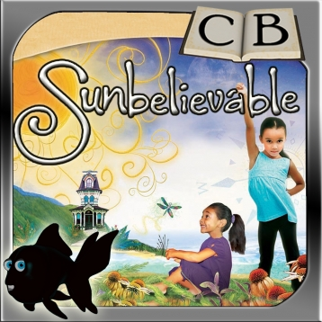 Sunbelievable - A Blackfish (Bedtime Lite Apps Customizable Kids Free Interactive Stories HD) Children\'s Book