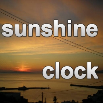 Sunshine Clock FREE