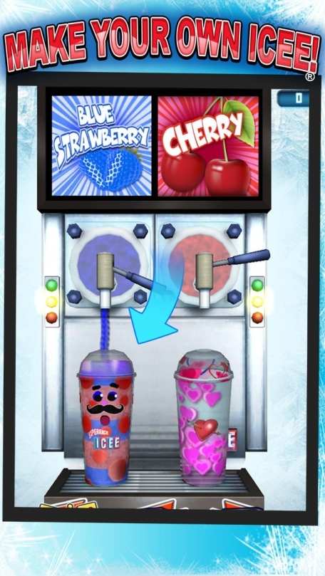 super icee maker game play free crazy fun frozen food kids games
