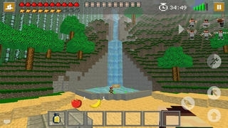 Survival Games - Mine Mini Game With Minecraft Skin Exporter (PC Edition) & Multiplayer