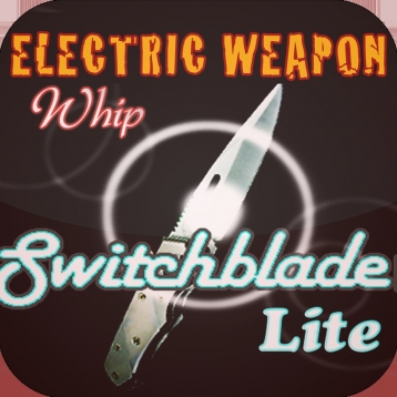 Switchblade Lite w/ Electric Weapon Gun & Whip