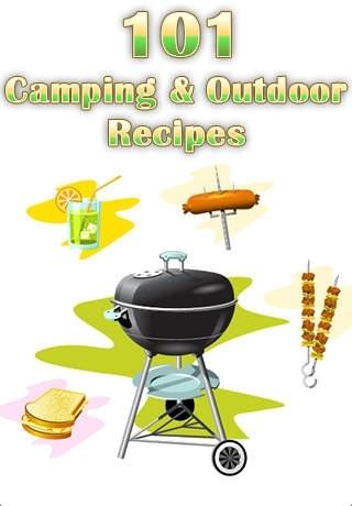 101 Camping & Outdoor Recipes