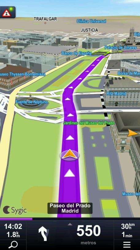 Sygic Iberia: GPS Navigation
