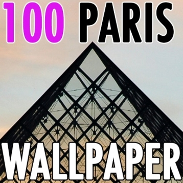 100 Paris Wallpaper - Fine Art Photo Collection
