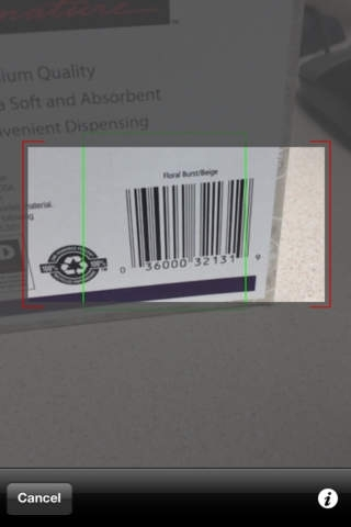 Sys2K Barcode Scanner