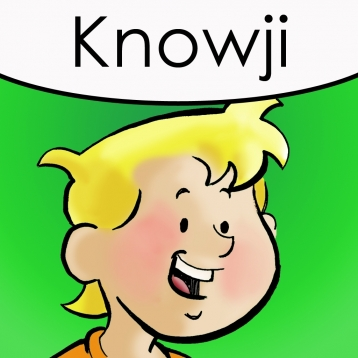 Knowji Vocab 4 Audio Visual Vocabulary Flashcards: A learning, memorization and pronunciation system with spaced repetition, ages 9 to 99 and ESL learners.