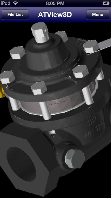 CAD 3D View Pro i