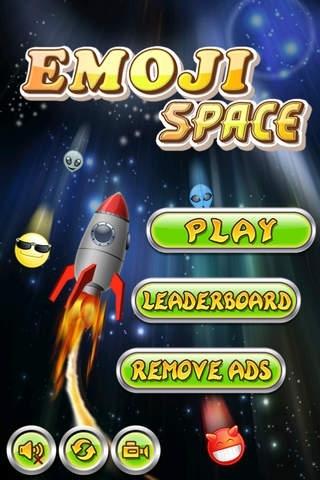 Emoji Space Game - Joyride on Super Jetpack Speedway