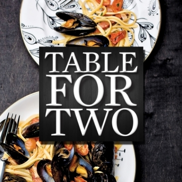Table for Two Cookbook