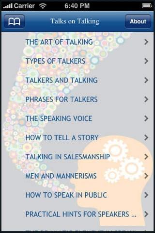 Talks on Talking