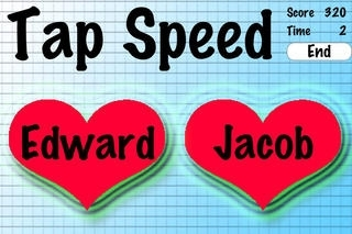 Tap Speed Edward Jacob