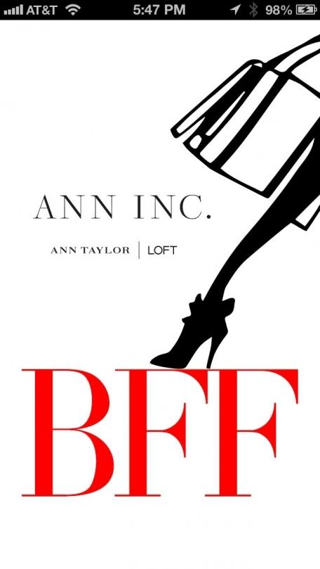 ANN INC. BFF