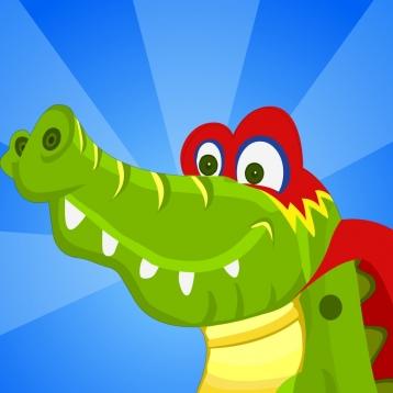 teach me and my friends Spanish - a Español-Inglés preschool app by Baby World Explorer