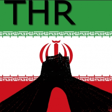 Teheran Map