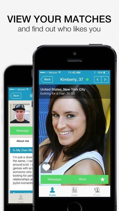 flirt app for iphone