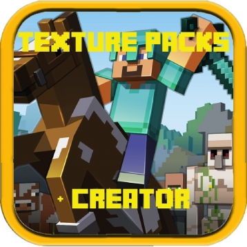 Texture Packs PRO + Creator  PRO for Minecraft