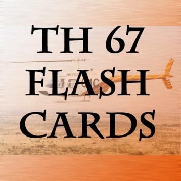 TH67 FLASHCARDS